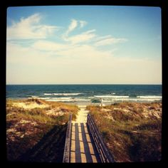 Sunset beach, NC photo taken by me