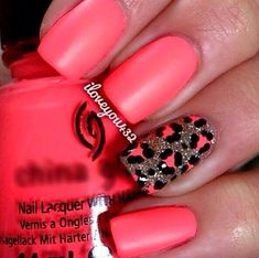 Beautiful nails designs ideas and the latest styles of manicure. In this article, we present you a photo gallery with the most beautiful nails designs of Get Nails, Fancy Nails, Love Nails, How To Do Nails, Pretty Nails, Super Cute Nails, Nailed It, China Nails, Uñas Fashion
