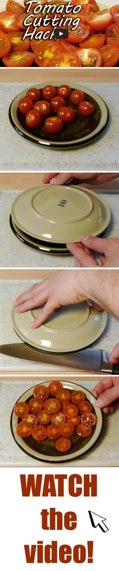 WATCH: Save tons of time with this kitchen tip! How did I not know this??
