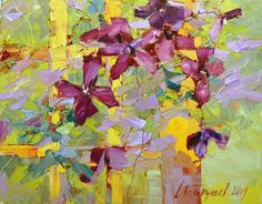 Dmitry Patrushev Was born in city Glazov in Has graduated Glazov's Art School in Was engaged in sculptor, painter, water-col. Oil Painting Flowers, Artist Painting, School Painting, Different Kinds Of Art, Great Paintings, Arte Floral, Stretched Canvas Prints, Fine Art Gallery, Botanical Art