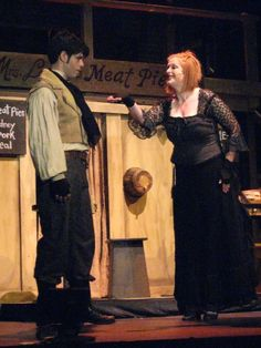 Sweeney Todd - Costumes for community theatre production on a tattered shoestring budget.