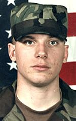 Army PV2 Cory R. Depew, 21, of Beech Grove, Indiana. Died January 4, 2005, serving during Operation Iraqi Freedom. Assigned to 2nd Squadron, 14th Cavalry Regiment, 1st Brigade, 25th Infantry Division (Stryker Brigade Combat Team), Fort Lewis, Washington. Died of injuries sustained when an enemy rocket-propelled grenade struck his vehicle during combat operations in Mosul, Ninawa Province, Iraq.