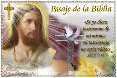 Vidas Santas: Santo Evangelio según san Juan 5:31