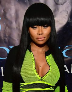 Pin for Later: Buns in the Oven: 22 Stars Who Are Expecting Babies This Year Blac Chyna