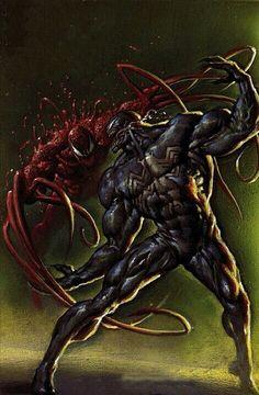 Venom VS Carnage..............................