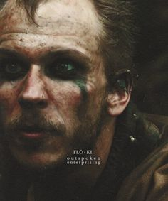 "Vikings names meanings: Floki. (Played by Gustaf Skarsgård.) (The show's creator says that he chose the name ""Floki"" as a reference to the god, Loki. It wasn't until later, when he looked into the historical figure named Floki- Raven Floki Vilgarsson- that he learned that this was the discoverer of Iceland. He has remarked that the Norse gods must have guided him to the name."