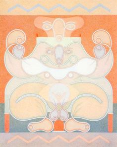 Wonderful Art from Chicago Imagist - Barbara Rossi - Mumtric - 1987 - Colored pencil on paper 29 x 23 Chicago Imagists, Academic Art, 2d Art, People Art, Graphic Design Posters, Various Artists, Art World, Colored Pencils, Painting & Drawing