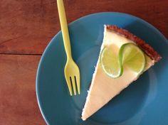 Cheesecake de limão tahiti da Cheesecake Factory. Receita para matar a saudade!