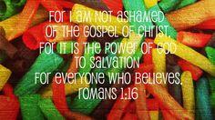 romans 1   Romans 1:16