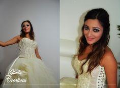Wedding Day... Make up & Hair by Giada Creations :)