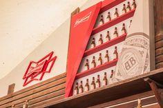 Tailor Made da Budweiser para o Guarderia, de Fortaleza - CE.