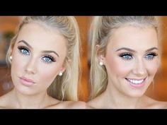 Natural Prom Makeup Tutorial with Lauren Curtis. Great for any formal event!