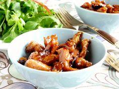 Asian Food Style - Caramel Pork.