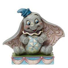 Disney Traditions Dumbo Figurine - Baby Mine - Jim Shore - 4045248 #FineGiftsNottingham DumboFigurineBabyMine #DisneyTraditions