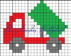 Fant noen fine diagrammer av e Pixel Crochet, C2c Crochet, Tapestry Crochet, Crochet Chart, Knitting Charts, Knitting Stitches, Baby Knitting, Knitting Patterns, Crochet Patterns