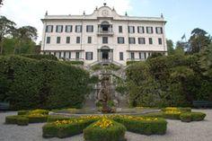 Lake Como:  Villa Carlotta Museum and Botanical Garden