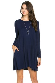 Shirt Dresses with Sleeves