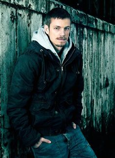 Joel Kinnaman....The Killing - NETFLIX  only guy I have ever who looks kinda pervy without the mustache and amazing with it ...