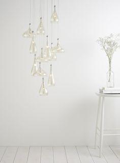 Carrara 12 Light Ceiling Pendant Light - Cluster - Ceiling Lights - Home, Lighting & Furniture- BHS
