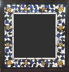 Antique American Stained Glass Windows note that we are in the Pacific time zone. Antique Stained Glass Windows, Mosaic Art, Sculpture Art, Antiques, Frame, Flowers, Crafts, Diy, Beautiful