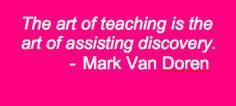 """The art of teaching..."" #homeschool"
