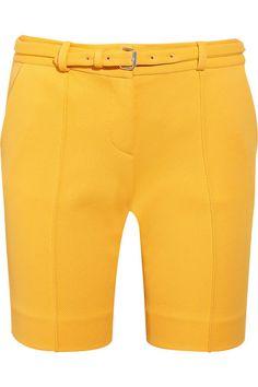 Diane von Furstenberg New Boymuda twill shorts   So  hot!