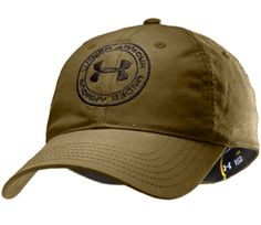 Trijicon Hat Khaki With Trijicon Logo Head Gear