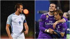 #rumors  Real Madrid 'ready to offer Gareth Bale, Luka Modric and Karim Benzema' for Tottenham star Harry Kane – REPORTS