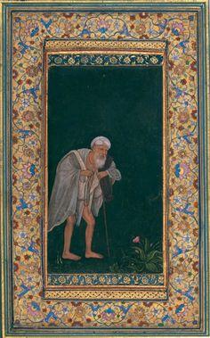 An old pilgrim (source)