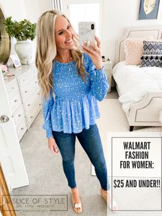 I have found the best items to wear right now from the Walmart Fall fashion lines that are so dang cute and inexpensive that I'm just giddy over here. Fashion Line, Modest Fashion, Women's Fashion Dresses, Fashion Beauty, Over 50 Womens Fashion, Fashion Over 50, Trendy Fashion, Fashion Women, Women's Dresses