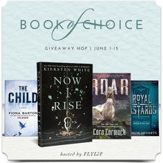 FLYLēF - Young Adult Book Blog for Reviews and Giveaways: June Book of Choice Giveaway Hop