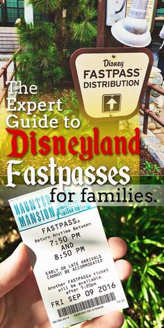 Fastpasses Disneyland | tips | guide | how to use | CA Adventure