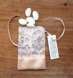 lace favor bags jordan almond bags jewellery favor pouch