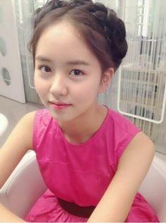 Kim SoHyun - Actress - http://www.luckypost.com/actress/kim_sohyun/kim-sohyun-actress-8/
