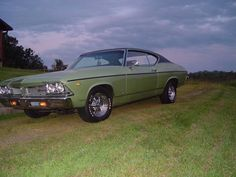 1969 Pontiac Beaumont
