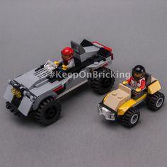 LEGO MOC 60148 Kiber BUGGY by Keep On Bricking | Rebrickable - Build with LEGO Brick Saw, Lego City Sets, Lego Group, Lego Parts, Lego Moc, Cars, Lego Pieces, Autos, Car