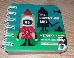 Zappar The Adventure Suit