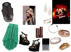"""""""What I'd Wear For My Voice Audition"""" by kyliecraig ❤ liked on Polyvore"""