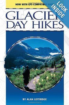 Glacier Day Hikes: Now With GPS Compatible Maps. Your all-inclusive guide to 34 of the park's most spectacular day hikes. Author Alan Leftridge, a ranger and naturalist who field-tested each hike, describes and interprets the wonders you'll find along the trail. At-a-glance information for each hike assists you in choosing those best suited to your ability and interest. This newly revised edition features elevation gain/loss information for each trail, as well as GPS-compatible maps.