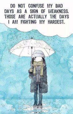 Chronic illness fighter