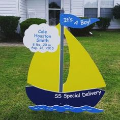 "Corpus Christi, TX ~ Unique Announcements delivers Stork and Sailboat yard signs to announce the births of ""new"" babies in the greater Corpus Christi, Texas area, including Mustang Island, Port Aransas, Padre Island, Robstown, Gregory, Rockport, Ingleside, Odom, and all of Nueces County, TX."