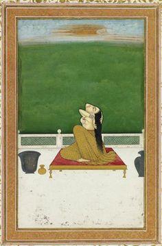 Ascetics, sultans and maharajas, Indian pages of the Musée National des Arts Asiatiques-Guimet