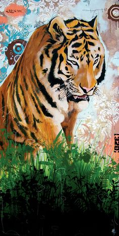 The Retired Hunter Pretty Pictures, Art Pictures, Year Of The Tiger, Lion Art, Art Programs, Visionary Art, Public Art, Artist Painting, Art Boards