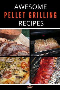 Archives: Recipes - New Ideas Traeger Recipes, Steak Recipes, Grilling Recipes, Smoker Recipes, Grilling Tips, Bbq Ribs, Bbq Pork, Pork Ribs, Barbecue Pit