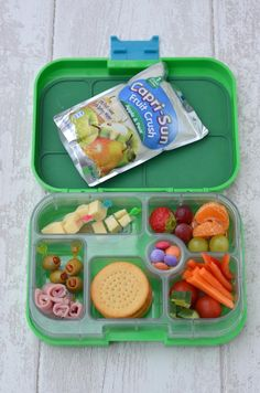 Lunchbox Ideas to Get Out of That School Lunchbox Rut - The Crazy Kitchen