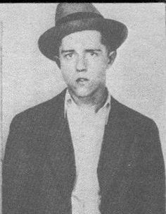 """Criminal. Public Enemy No. 1 and """"brains"""" of the Karpis-Barker Gang, 1931-1935. Al Karpis received a life sentence for his role in the 1933 kidnapping of William A. Hamm, Jr., president of the Hamm Brewing Company. Though eligible for parole after 15 years, Karpis served more than 33 years in federal penitentiaries. He was on Alcatraz longer than any other convict – from August 1936 to April 1962, except for six months at Leavenworth in 1958."""