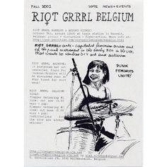 riot grrrl! Urban Decay Eyeshadow, Riot Grrrl, Feminism, Women, Woman