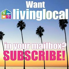 Want LivingLocal in your mailbox every month? Subscribe today for just $9.95 a year!! livelocal #fortmyers #palmtrees #beach #subscribe #mail #magazine #issues #local #swfl
