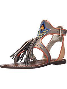 4ac22f80292080 Sam Edelman Women s Giblin Gladiator Sandal