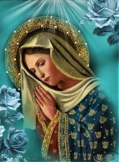 Virgen María oración para conseguir un trabajo urgente